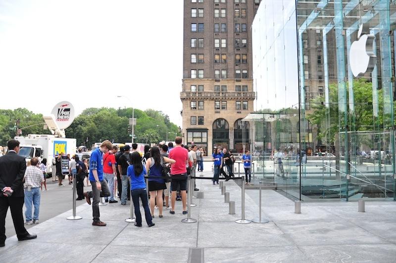 Foto de Lanzamiento iPhone 4 en Nueva York (30/45)