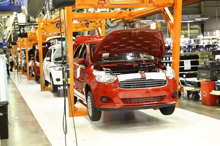 Ford Cierra Fabricas Brasil 2