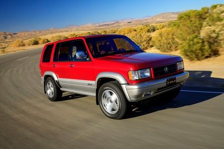 Acura resucita un SUV de 1997 y le inyecta tecnología actual