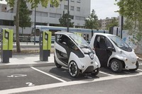 El Toyota i-Road y el Toyota COMS estarán disponibles en Grenoble a partir de octubre
