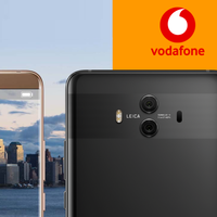Huawei Mate 10 ya a la venta en Vodafone con pago a plazos y tablet de regalo