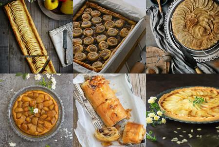 Tartas y pasteles de manzana: nuestras 39 mejores recetas