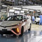 Fábricas a hidrógeno, el último grito de Toyota con la pila de combustible