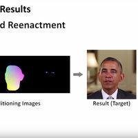 Si creías que los vídeos porno falsos ('deepfakes') eran pertubadores, espera a ver los 'Deep Video Portraits' imitando caras