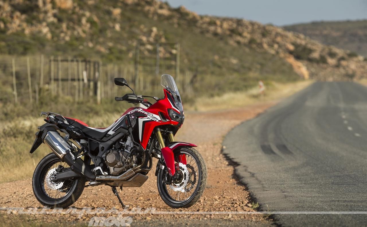 Foto de Honda CRF1000L Africa Twin (53/98)