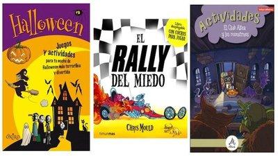 Especial Halloween: libros infantiles con sorpresas