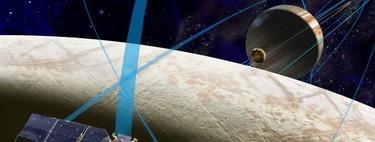 Así es la misión con la que la NASA quiere buscar vida en la luna Europa