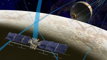 Así es la misión con la que la NASA quiere buscar vida en la luna Europa 1c97888575
