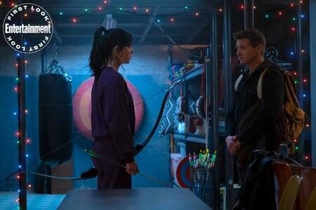 Primera imagen de 'Hawkeye': la nueva serie de Disney+ con Jeremy Renner se estrenará el 24 de noviembre