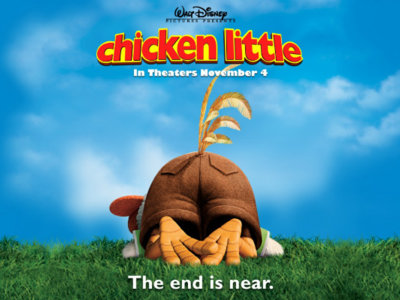 Disney: 'Chicken Little', de Mark Dindal