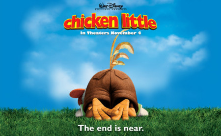 Disney: 'Chicken Little', de Mark Dindal