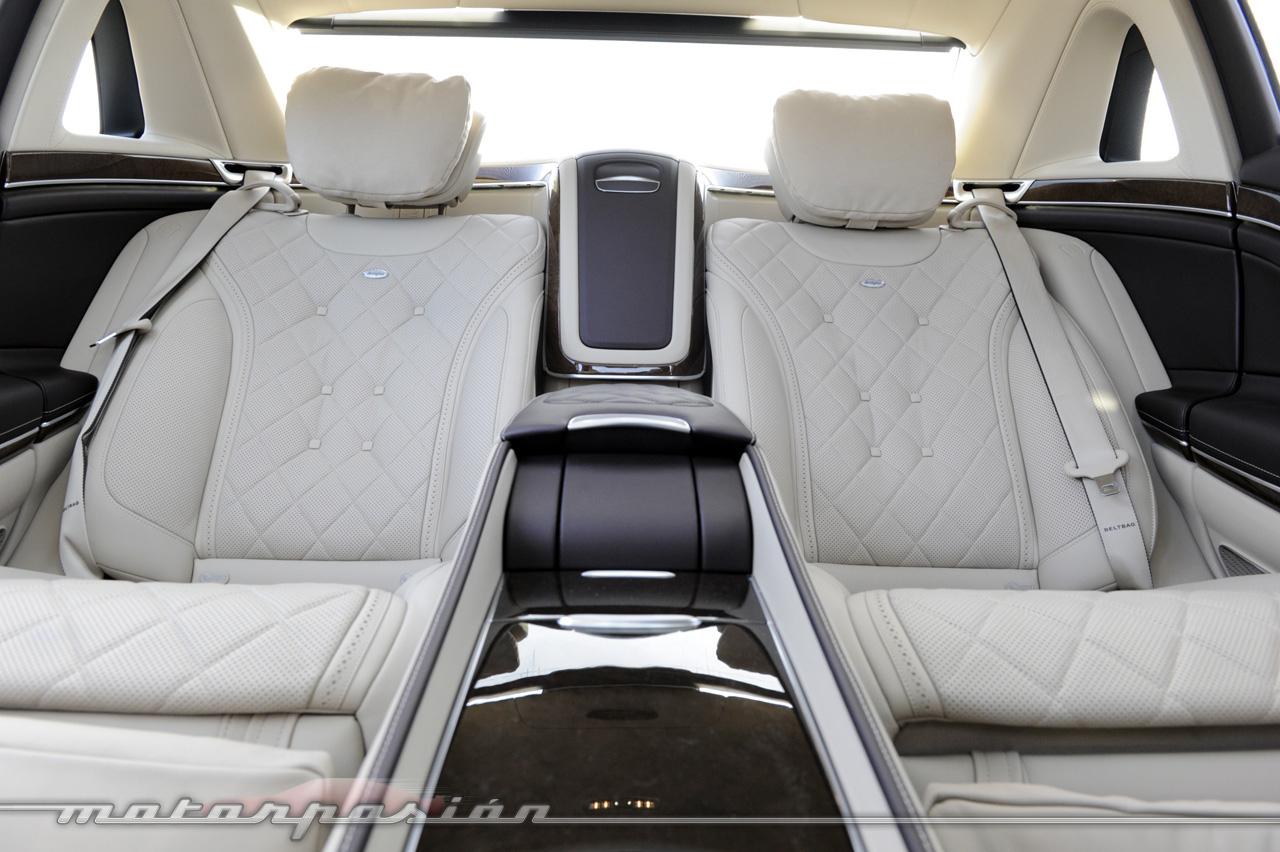 Foto de Mercedes-Maybach Clase S, primeras impresiones (20/31)