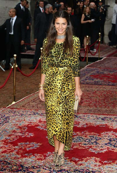 Todas las invitadas a la fiesta del 20 Aniversario de Dolce Gabbana: Margherita Missoni
