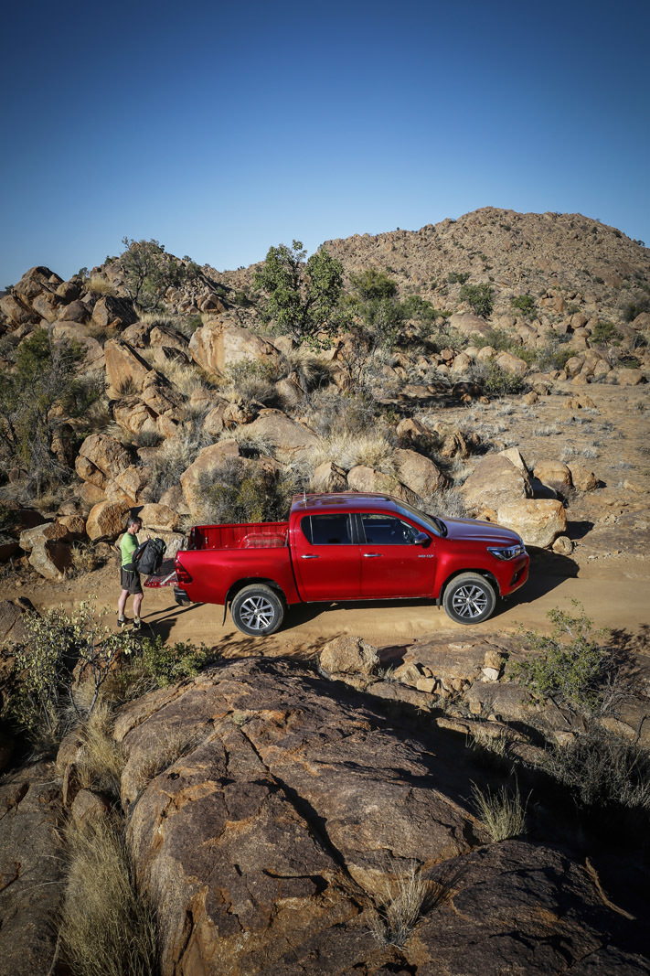 Foto de Toyota Hilux 2016 Namibia (53/74)