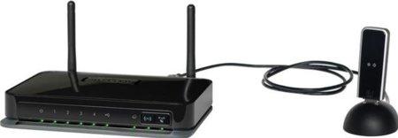 Netgear MBRN3000, router Wi-Fi con conexión 3G