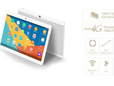 Tablet de 10 pulgadas Teclast 98 Octa Core, con WiFi y 4G, por 88 euros con este código de descuento