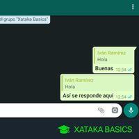 Cómo citar a alguien en WhatsApp
