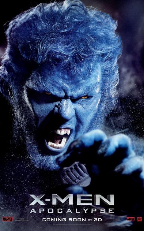 Foto de 'X-Men: Apocalipsis', todos los carteles (12/22)
