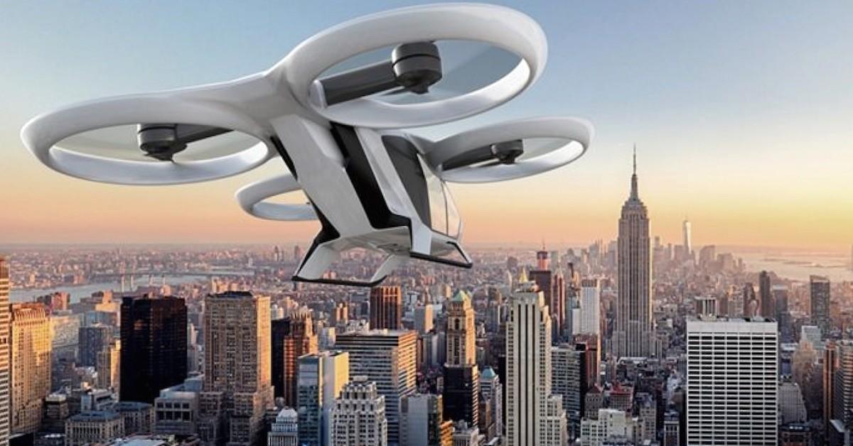 Finalmente sabemos cómo serán y funcionarán los taxis aéreos autónomos de Airbus, que apuntan a estrenarse en 2018