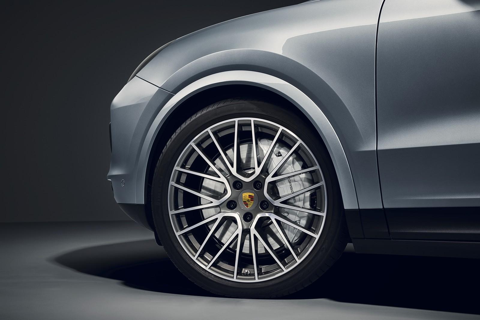Foto de Porsche Cayenne Coupé S 2019 (6/9)