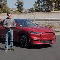 El Ford Mustang Mach-E bate en autonomía al Tesla Model Y, según esta prueba en vídeo