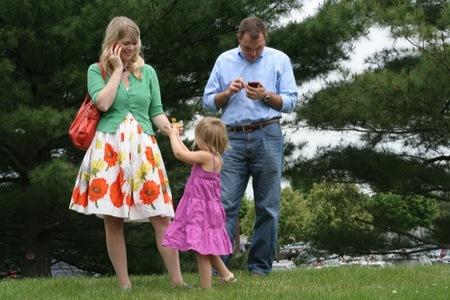Qué tecnología utilizamos los padres para comunicarnos