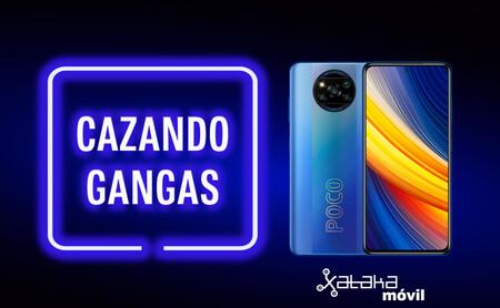 Cazando Gangas en Pascua: POCO X3 Pro y realme X50 Pro a precio de derribo y más móviles en oferta