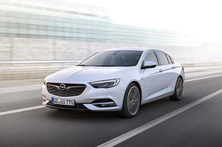 Opel Insignia Grand Sport 2017 2