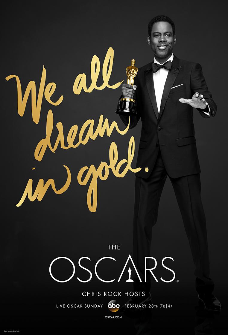 Foto de Oscars 2016, carteles oficiales (8/8)