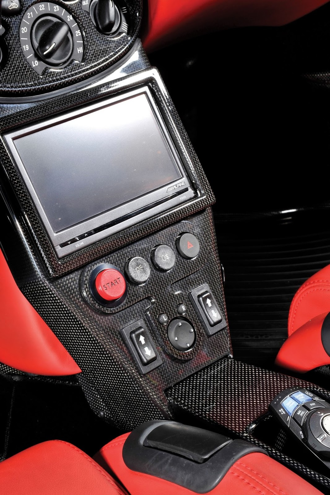 Foto de Ferrari Enzo subasta (12/27)