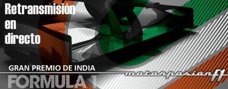 GP de India F1 2011: retransmisión LIVE