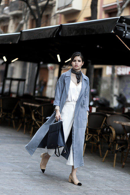 Maxi trench