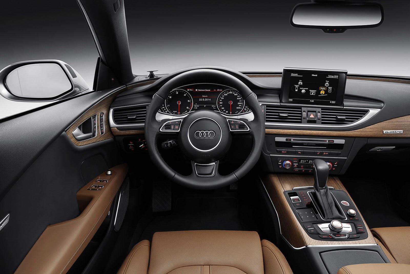 Foto de Audi A7 Sportback (11/11)