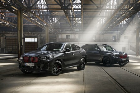 ¡Siniestros! Los BMW X5 y X6 sacan su lado más oscuro con la edición especial Black Vermilion