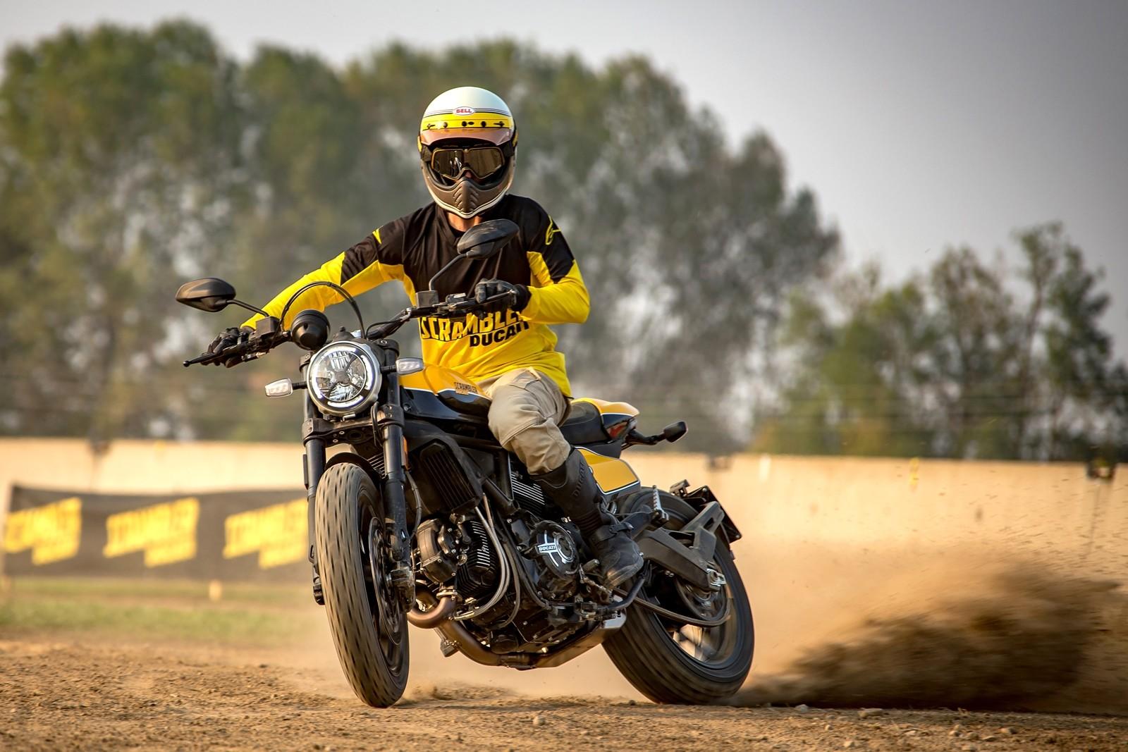Foto de Ducati Scrambler Full Throttle 2019 (6/18)