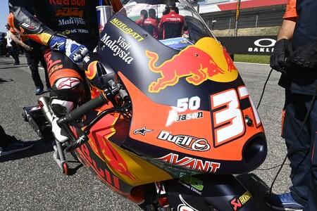 Acosta Mugello Moto3 2021 2
