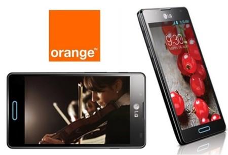 Precios LG Optimus L7 II con Orange y comparativa con la competencia
