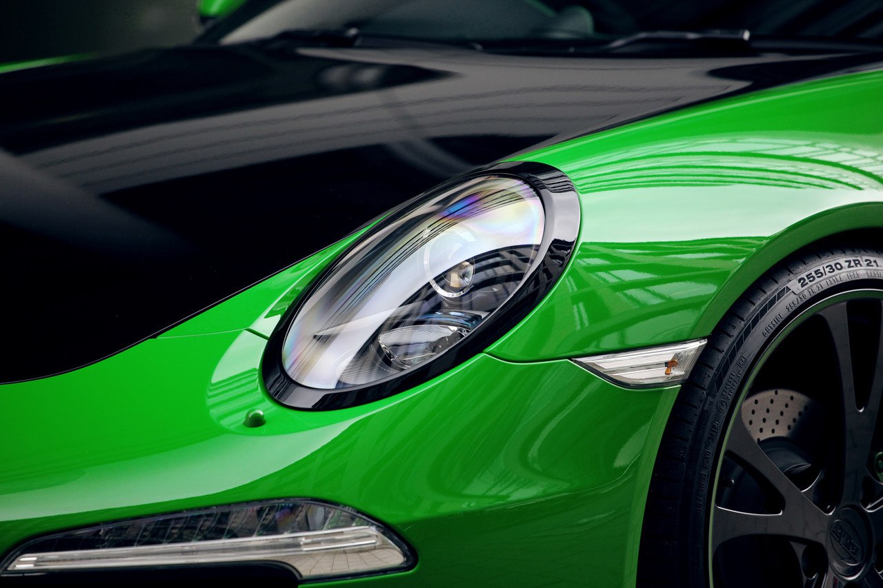 Foto de Porsche 911 Carrera 4S por TechArt (15/32)