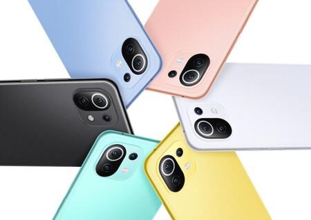 Xiaomi Mi 11 Lite y Mi 11 Lite 5G: presumiendo de delgadez extrema para un móvil equilibrado en batería y en su apuesta fotográfica