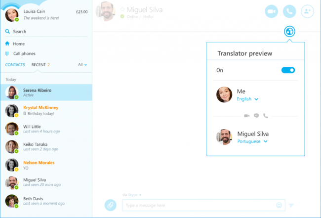Skype Translator Windows 1024x694