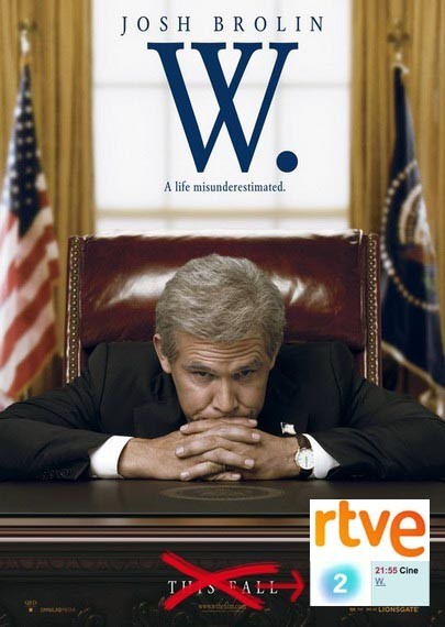 'W.' se estrena mañana en La 2 de TVE
