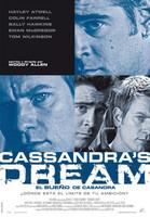 Póster español de 'Cassandra´s Dream', lo nuevo de Woody Allen