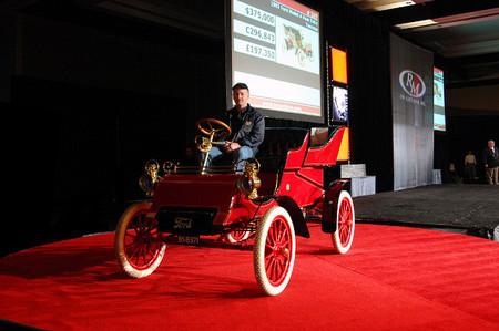 A la venta (otra vez) el Ford A de 1903, el veterano de la casa