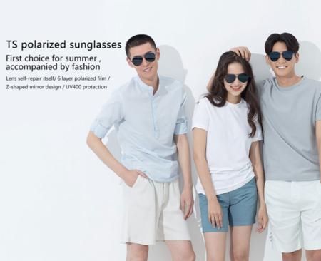 Que tiemble Hawkers: gafas de sol polarizadas Xiaomi TS por sólo 18,55 euros con este cupón