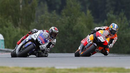 Motorpasión a dos ruedas: Dani Pedrosa gana el pulso a Jorge Lorenzo en Brno