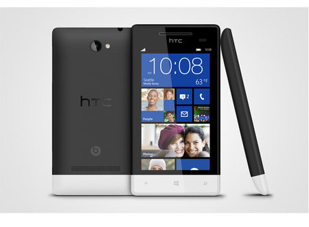 HTC 8S, viene para la gama media con Windows Phone 8