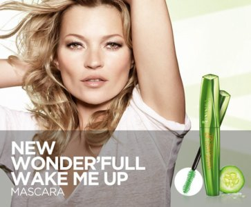 Rimmel lanza la máscara de pestañas Wonder'Full Wake Me Up con vitaminas y extracto de pepino