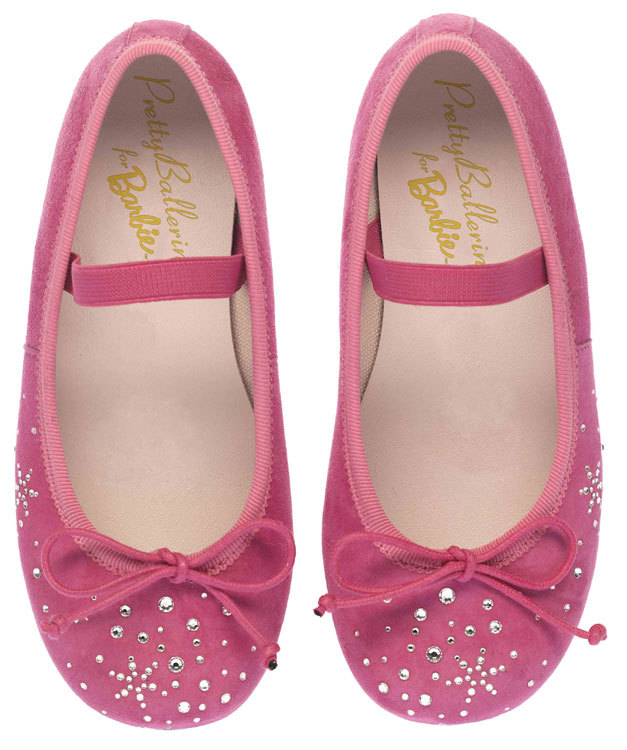 Pretty Ballerinas for Barbie