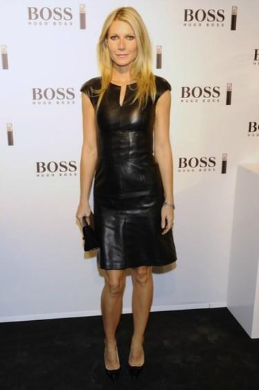 Gwyneth Paltrow, ¡pero qué mona y simpática está esta chica siempre!