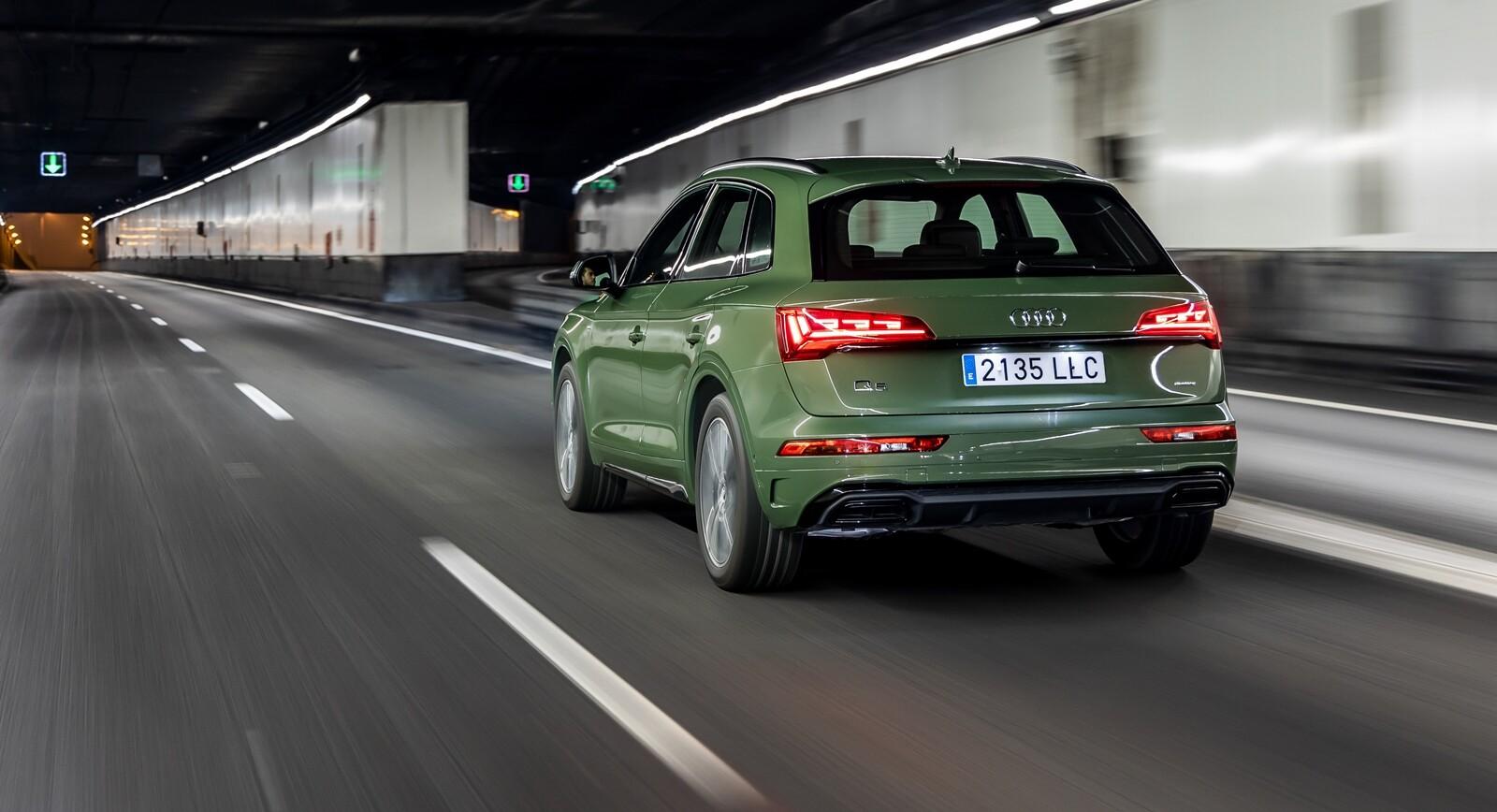 Foto de Audi Q5 2020, prueba (20/52)